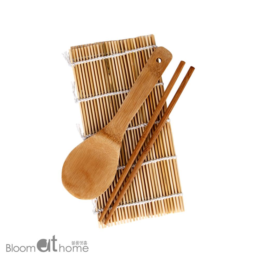 대나무 김밥말이 3종세트